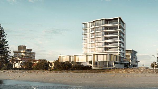 棕榈滩精品海滨项目的新计划