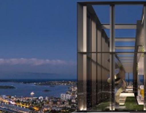 澳大利亚格陵兰岛以3500万澳元的价格推出豪华顶层公寓