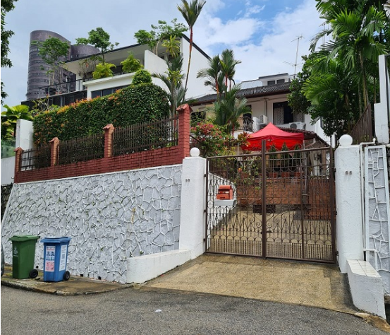 新加坡一栋半独立式住宅以1200万美元的价格出售