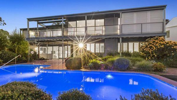 Ossie Ostrich创作者列出了海滨伊丽莎山住宅