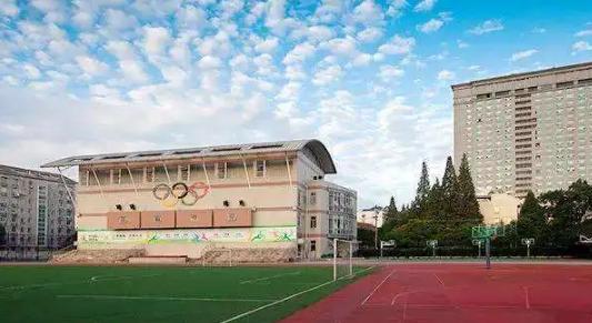 江苏省宿迁市第三所学校正在紧张的建设中