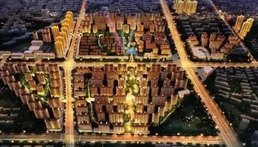 碧桂园的西安超千亩大盘凤凰城 是好吃难消化的典型案例