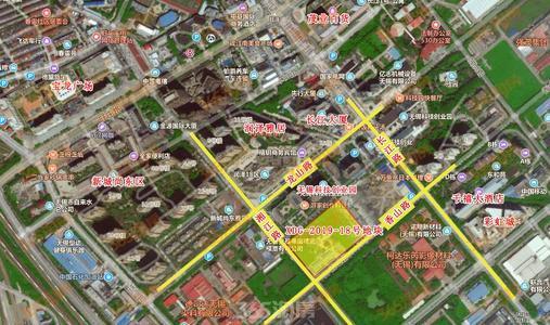 无锡3幅宅地入市出让 总起始价约46.8亿元
