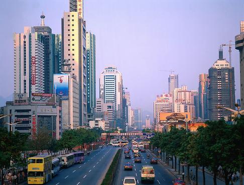 未来西安的城市发展预计在近十年里就基本上告一段落