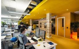 都柏林写字楼市场活动将在2021年下半年增加