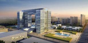 拉萨尔10层高办公楼开发项目获得BREEAM杰出认证