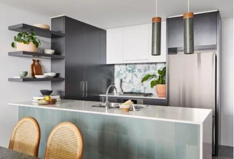 悉尼内西部边缘的一栋新公寓已经推向市场