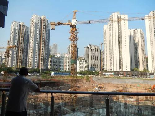 深圳房地产市场一直很神奇无论怎么限购市场依然火热