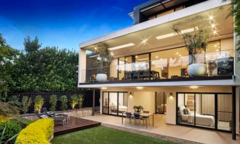 拉塞尔里阿住宅引人注目展现出打造自己的宏伟设计的乐趣