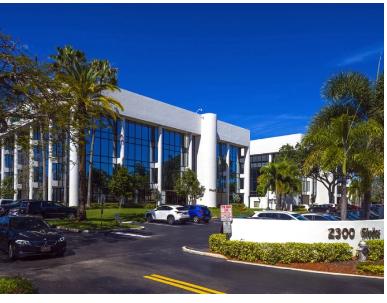 南佛罗里达办公室资产土地融资交易
