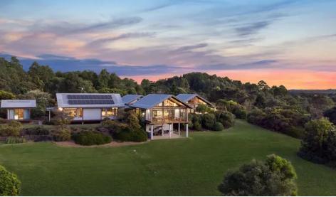 在拜伦湾周边销售房屋的中介看不到房价超过悉尼的繁荣结束
