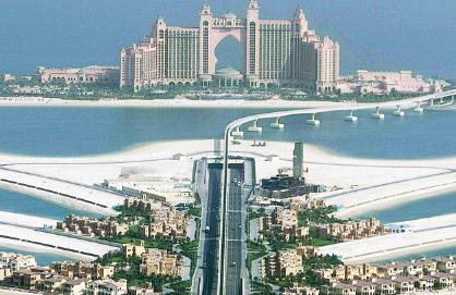 迪拜房地产市场销售交易在2021年上半年增长超过40%