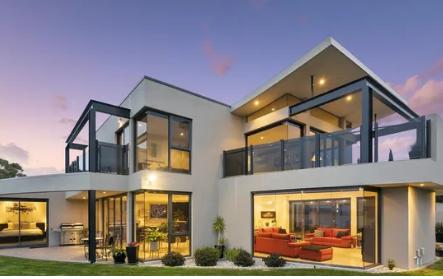 Blackmans Bay住宅的每一寸都彰显着永恒的优雅和精致