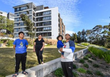 悉尼房价中值达到创纪录的1,410,133美元