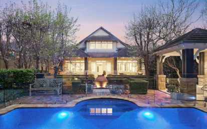全国威望市场上最好的六处住宅