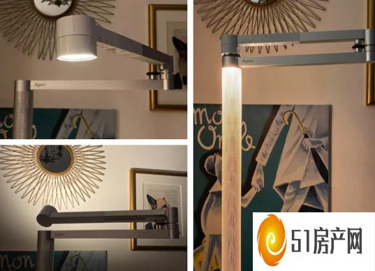 戴森 Lightcycle Morph台灯设计如何