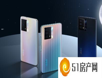 iQOO Z5 5G智能手机在中国上市起价为1799元