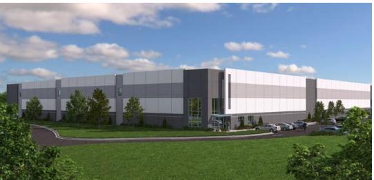 Opus集团开始在爱荷华州建造296,300平方英尺的规格工业建筑