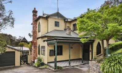 Hurstbridge住宅融合了新与旧的设计