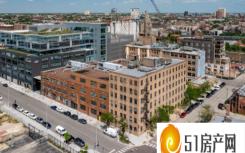 高力芝加哥在富尔顿市场安排43,000平方英尺的办公室租赁