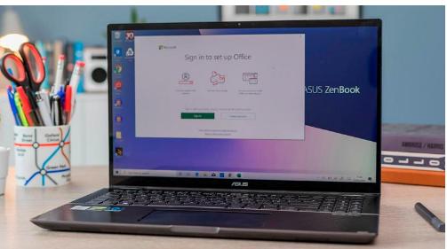 华硕 ZenBook Flip 15笔记本电脑评测