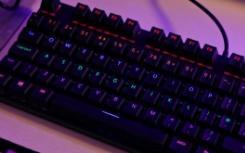 Rapoo V500Pro机械键盘的评测