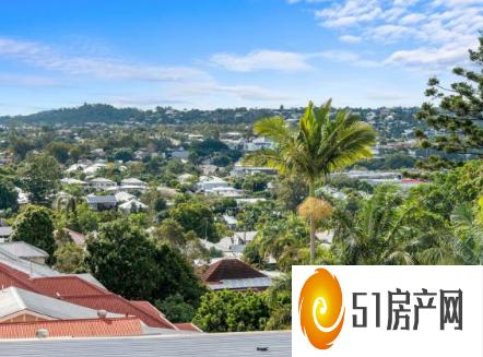 澳大利亚的房价中位数接近 100 万澳元